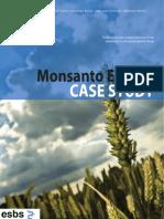 Monsanto - analysis