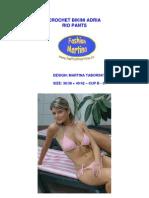 Crochet Bikini Adria