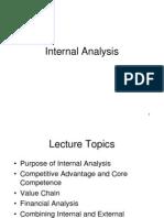 Internal Analysis Lecture4