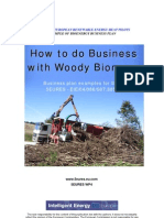 How to Do Business With Woody Biomass - 5eures