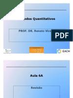 Métodos Quantitativos - Renato Vicente