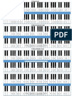 G Major and G Minor Scales - 4 Octaves