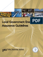 Local Government Energy Assurance Guidelines