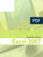 Apostila de Excel