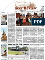 Pioneer Review, August 1, 2013