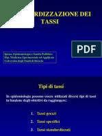 Epi 4 - Standardizzazione Dei Tassi