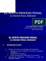 Nuevo Proceso Penal