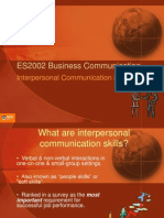 OP10_ES2002 Interpersonal Communication