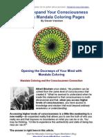 Expandir consciência através de mandalas