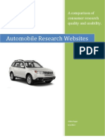 car research technical white paper