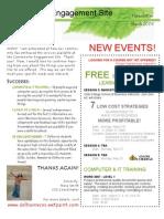 Newsletter - Mar 09