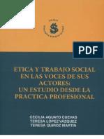 Etica y Trabajo Social