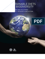 Sustainable Diets and Biodiversity 2012 FAO