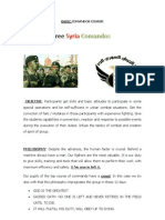 Basic Special Forces Course