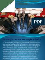 ACCION Y REACCION DE LAS FUERZAS NUCLEARES ENERGÍA