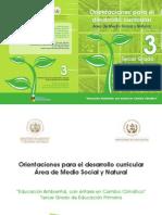 Libro3 Conocimiento Del Medio Educacion Ambiental