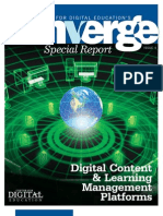 Digital Content Learning Management Systems