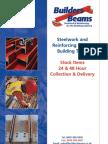 Builders Beams Brochure