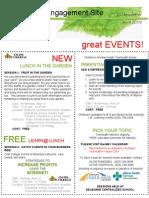 E-Newsletter - Apr 09