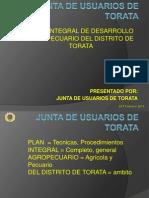 00 Junta de Usuarios de Torata