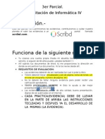 Proyecto Final 3er P en SCRIBD 4to Sem