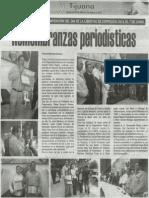 Remembranzas periodisticas