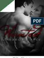 Wanted - Lance, Amanda.