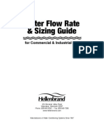 (73-057)WaterFlowRateGuide