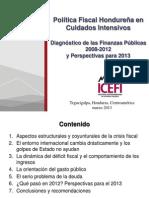 PresentaciónDiagnóstico Finanzas Públicas HO2008_2012