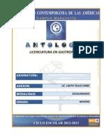 Antologia de Administracion de Recursos Humanos