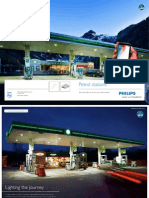Petrol Station Lighting