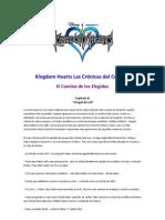 Kingdom Hearts Las Crónicas del Corazón (Capítulo 8)