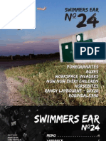 Swimmer's Ear Magazine #24