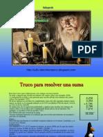 trucosmatemticosparaelblog-091226055109-phpapp02