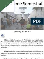 Informe I-2013 (1)