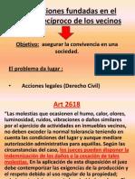 BOLILLA 7 -Restricciones Fundadas en El InterEs Reciproco de Los
