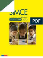 Orientaciones Para Directores Educacion Basica 2012
