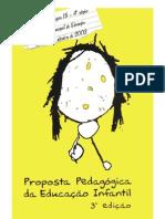 proposta pedagogica da educação infantil porto alegre