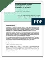 Convocatoria XI Ciclo GEO (Colombia)