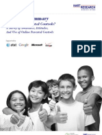 Who Needs Parental Controls? A Survey of Awareness, Attitudes, and Use of Online Parental Controls
