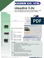 Shimaden Lite Guide