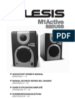 m1active320usb Quick Start Guide