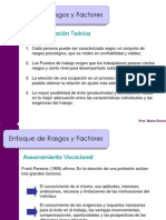 4 Rasgos y Factores