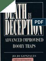 Death by Deception - Advanced Improvised Booby Traps - Jo Jo Gonzales (Paladin Press)