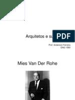 Arquitetos e Obras