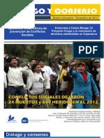 Boletín Diálogo y consenso N° 5