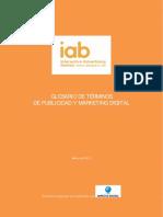 Glosario Iab Spain