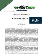 Maeterlinck, Maurice - La Vida de Las Termitas