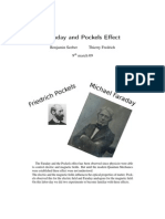 Faraday and Pockels Effect