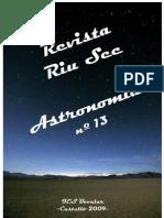 Revista Riu Sec n.13 Astronomia. 2009